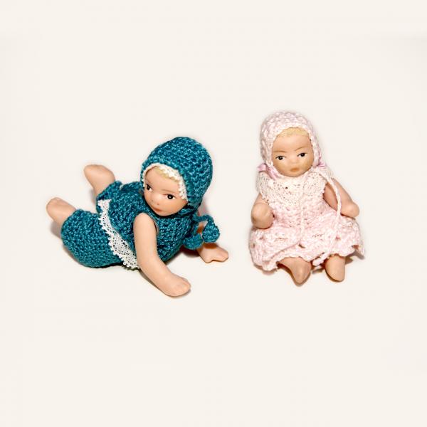 Muñeco de porcelana