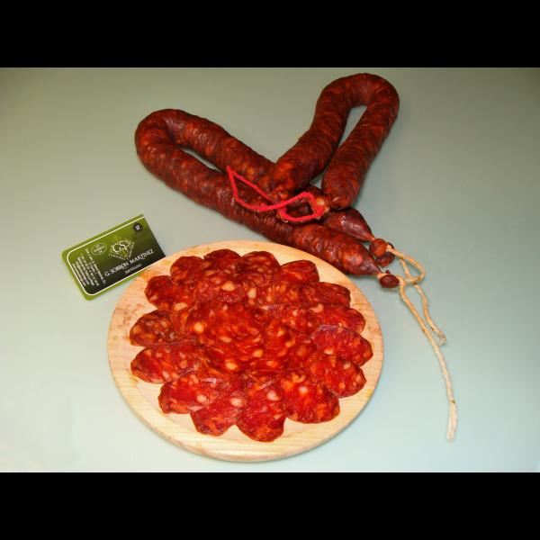Chorizo Casero Picante o Dulce