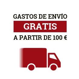 Envios gratis a partir 100€