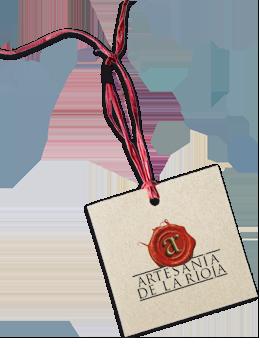 Etiqueta Artesanos de La Rioja