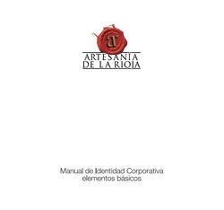 Manual de Identidad de Artesanía de La Rioja