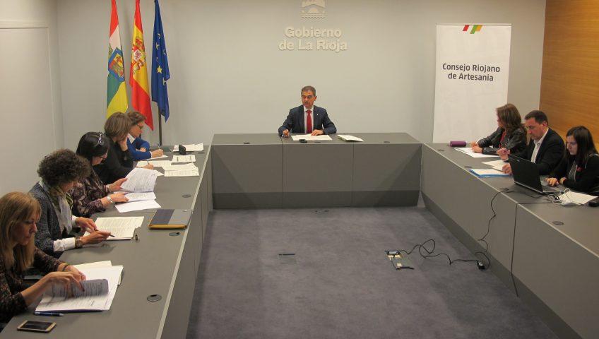 El Gobierno riojano destinará 130.000 euros a la nueva convocatoria de ayudas para la promoción y desarrollo del sector artesano