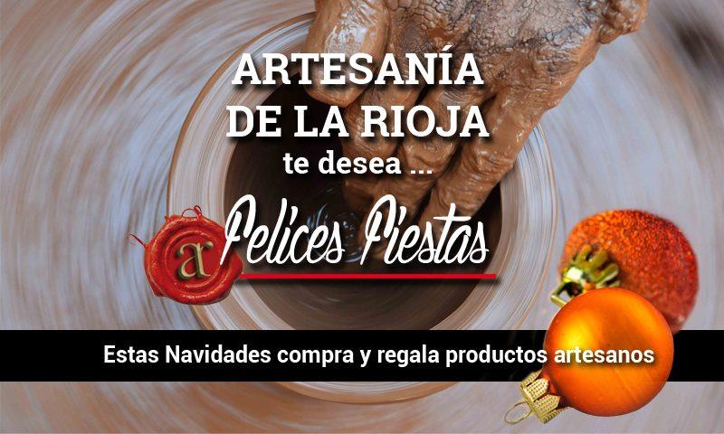 Felicitación Navidad Artesanía de La Rioja 2018