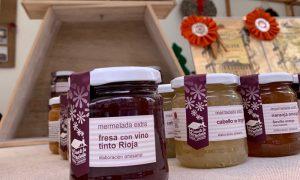 En Reyes, regala artesanía de La Rioja