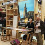 Salama Cadenas en la Feria Internacional de Turismo FITUR