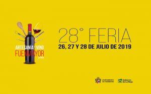 28ª feria Artesania Vino Fuenmayor
