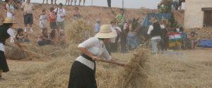 El Valle de Ocón celebra este domingo la Fiesta de la Molienda