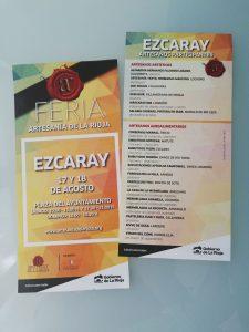 Feria de Artesanía Riojana en Ezcaray