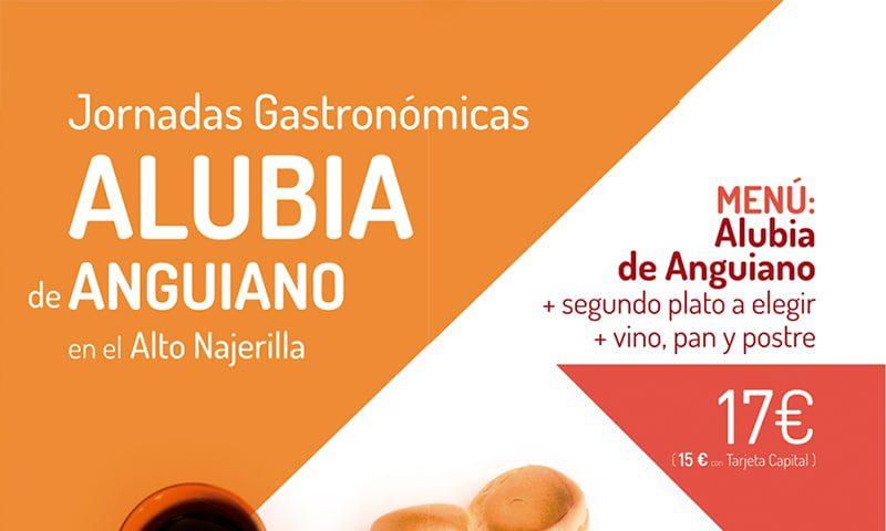 Jornadas Gastronómicas de la Alubia de Anguiano 2020 en el Alto Najerilla