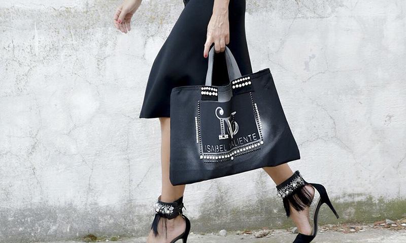 Isabel Valiente: Diseño de moda 100% hecho a mano en España