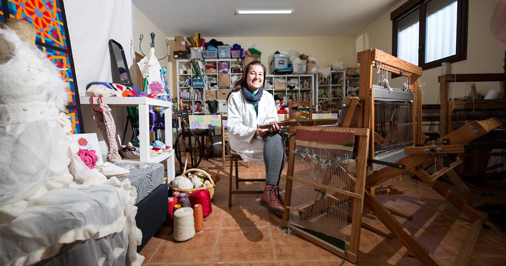 Artelar, moda sostenible Riojana